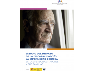 Estudio del Impacto de la Discapacidad en las Personas Mayores