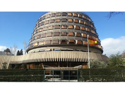 Sede Tribunal Constitucional España.