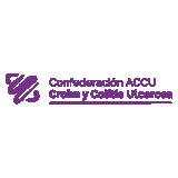 Logotipo de la Confederación ACCU Crohn y Colitis Ulcerosa