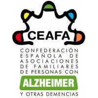 Logotipo de la Confederación Española de Alzheimer