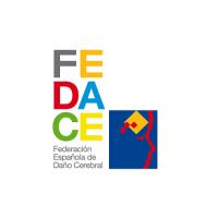Logotipo de la 'Federación Española de Daño Cerebral'