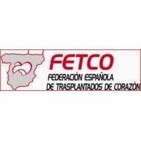 Logotipo de la Federación Española de Transplantados de Corazón.