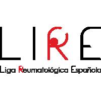 Logotipo de la Liga Reumatológica Española